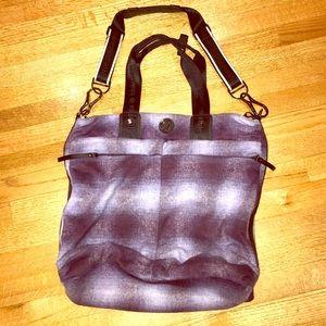 Lululemon Flannel Bag